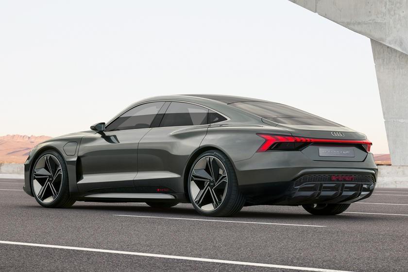 奥迪e-tron GT的生产正式开始