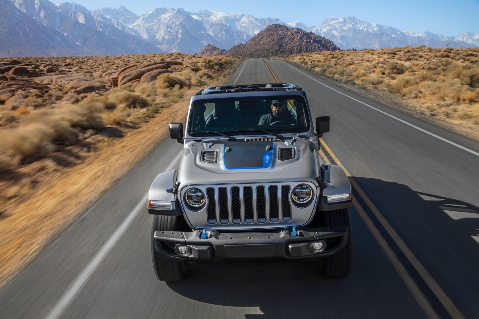 2021年吉普牧马人4xe混合动力SUV价格确定