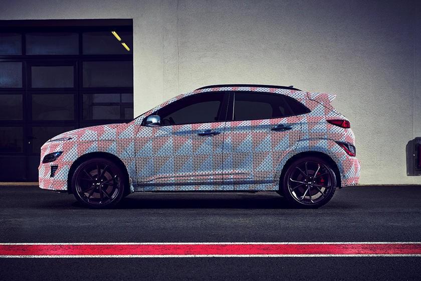 官方:现代汽车确认科纳N为首款热门SUV