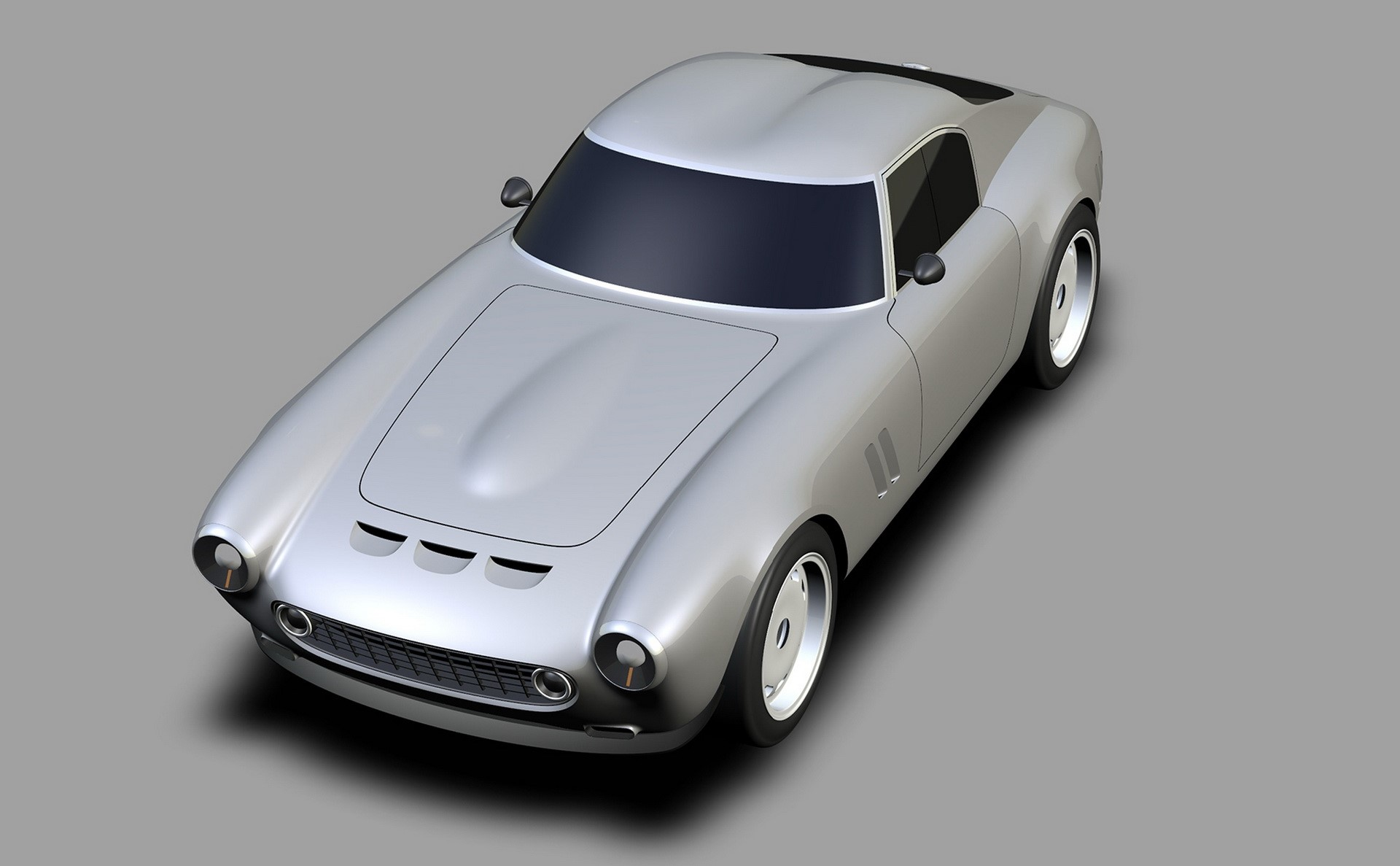最接近现代法拉利250 GTO的车型已经正式进入研发阶段