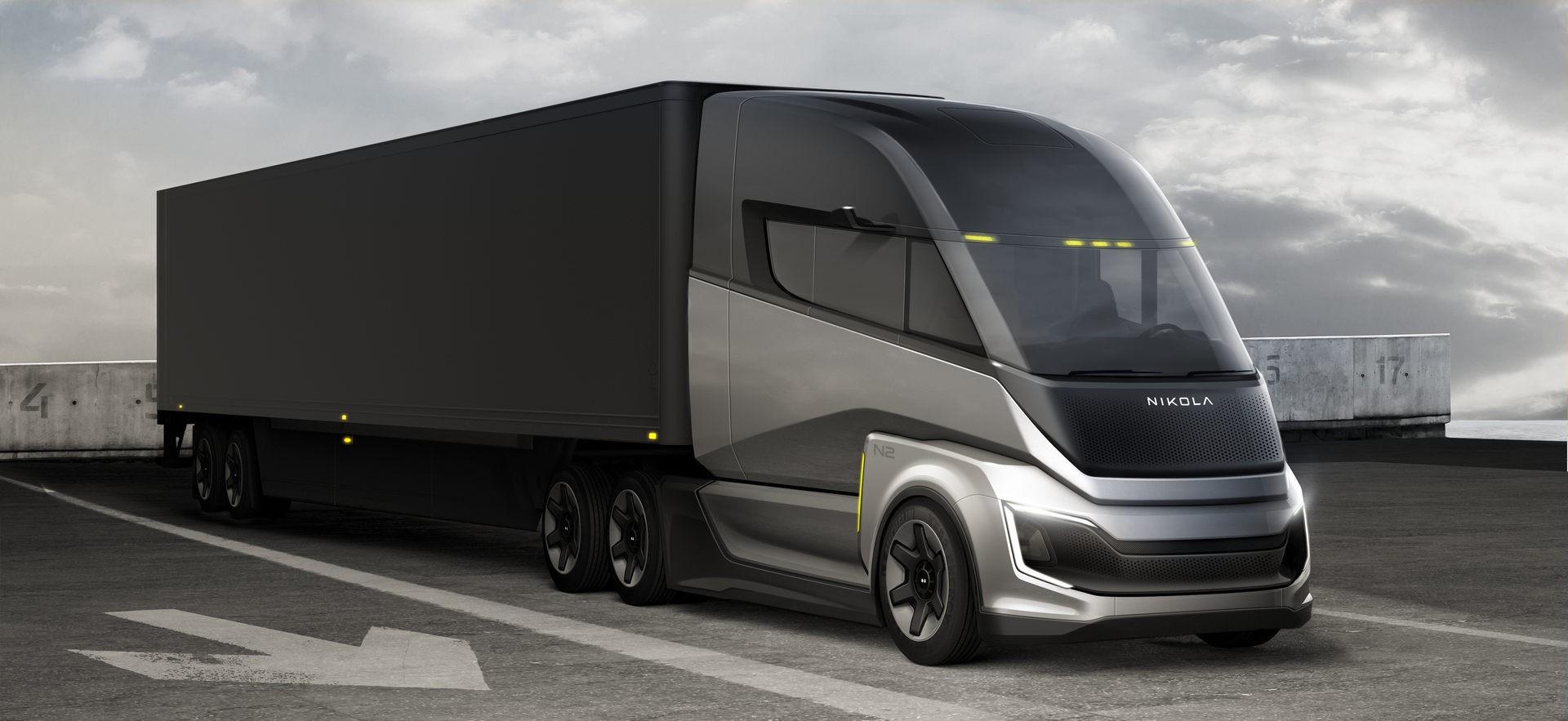 尼古拉详述了其电动和氢燃料卡车的计划