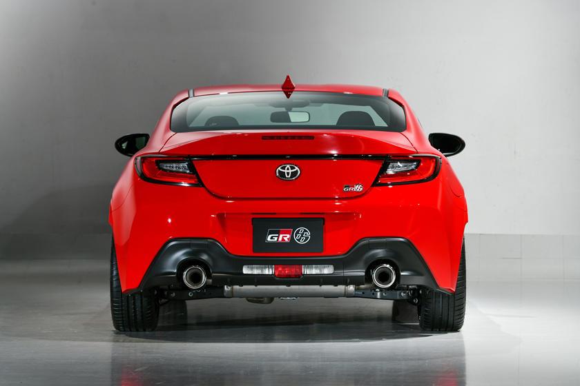 2022年丰田GR 86即将登陆Gran Turismo Sport