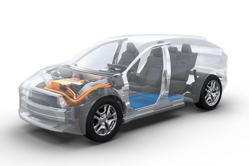 丰田的新款电动SUV现在有了名字