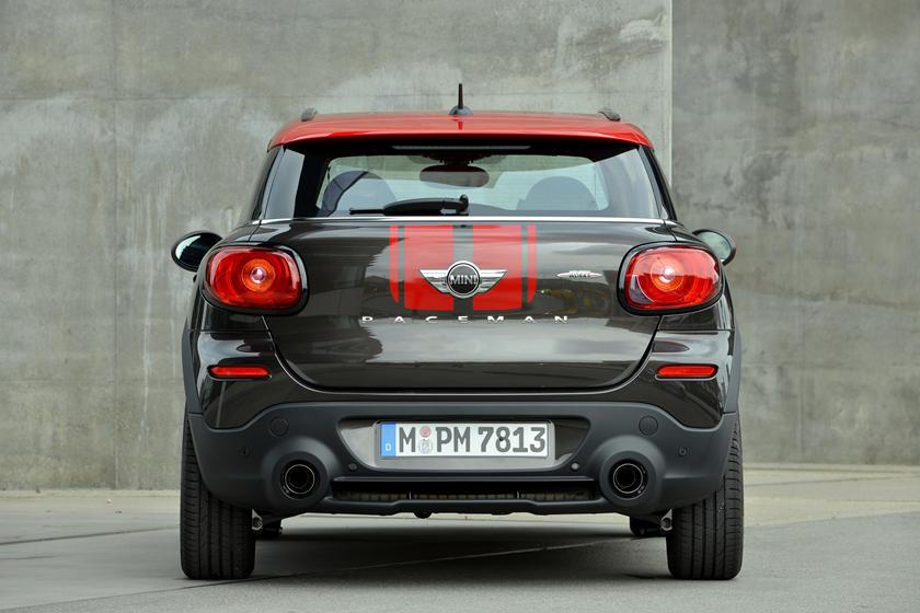 Mini正在研发一款名为Aceman的新电动汽车吗?