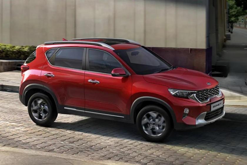 起亚发布新款微型七座SUV