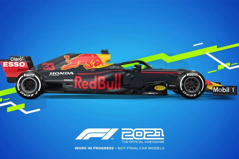 这是您首次在下一代控制台上观看F1 2021