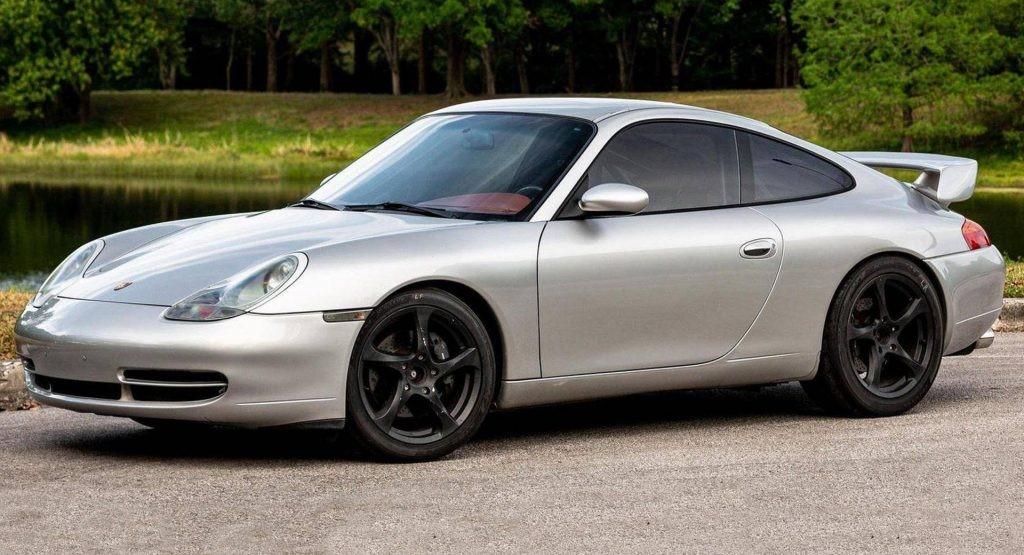 您会爱还是恨这款LS3 V8互换的保时捷911 Carrera
