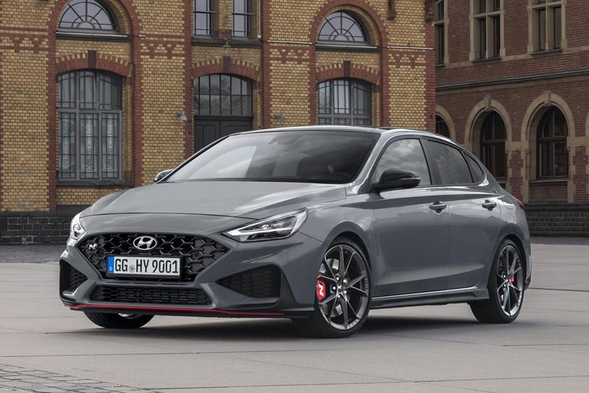 现代i30 N车型获得大量更新