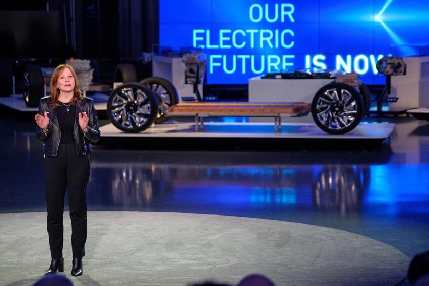 通用汽车称我们将比您想象的更早地拥有自动驾驶汽车