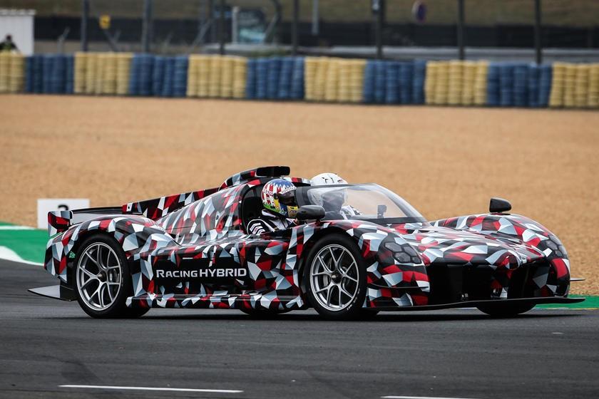 丰田的超级跑车将拥有986马力