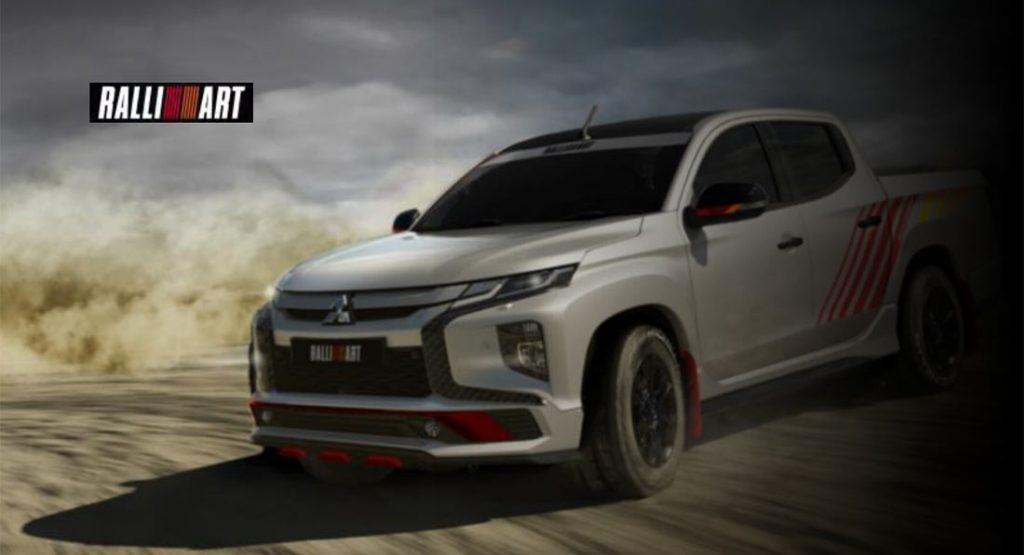 三菱将复兴Ralliart品牌并重返赛车运动
