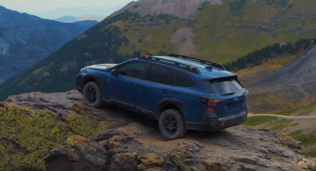 2022年斯巴鲁内陆荒野评测发现是一款性能出色的越野车