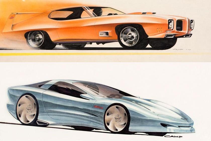 通用汽车揭示从未量产的设计