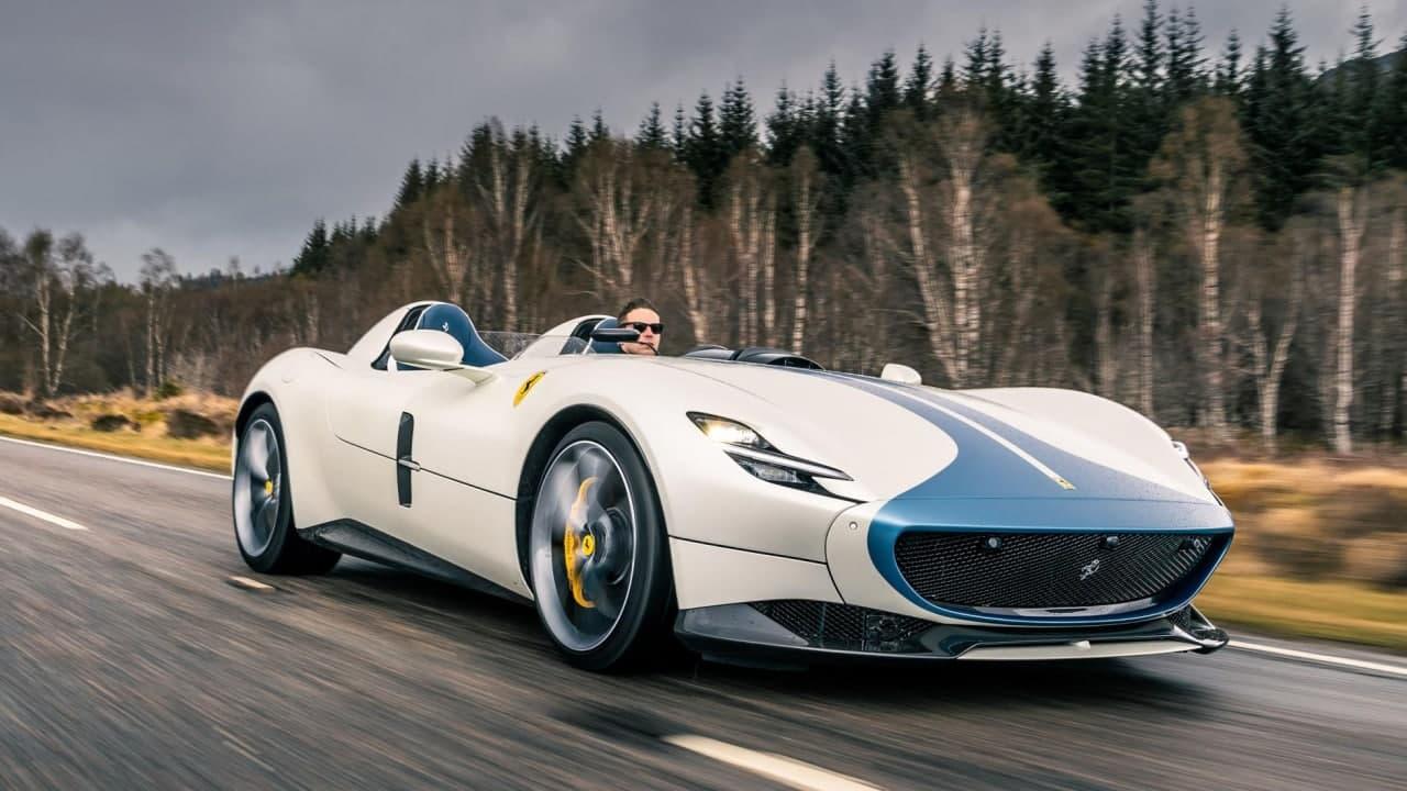 对您感官的震撼冲击,体验法拉利非凡V12发动机的最佳设备