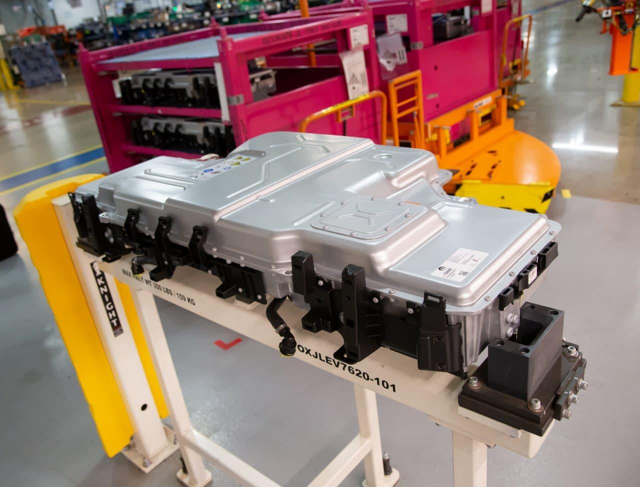 Stellantis正在洽谈在意大利建造电池厂