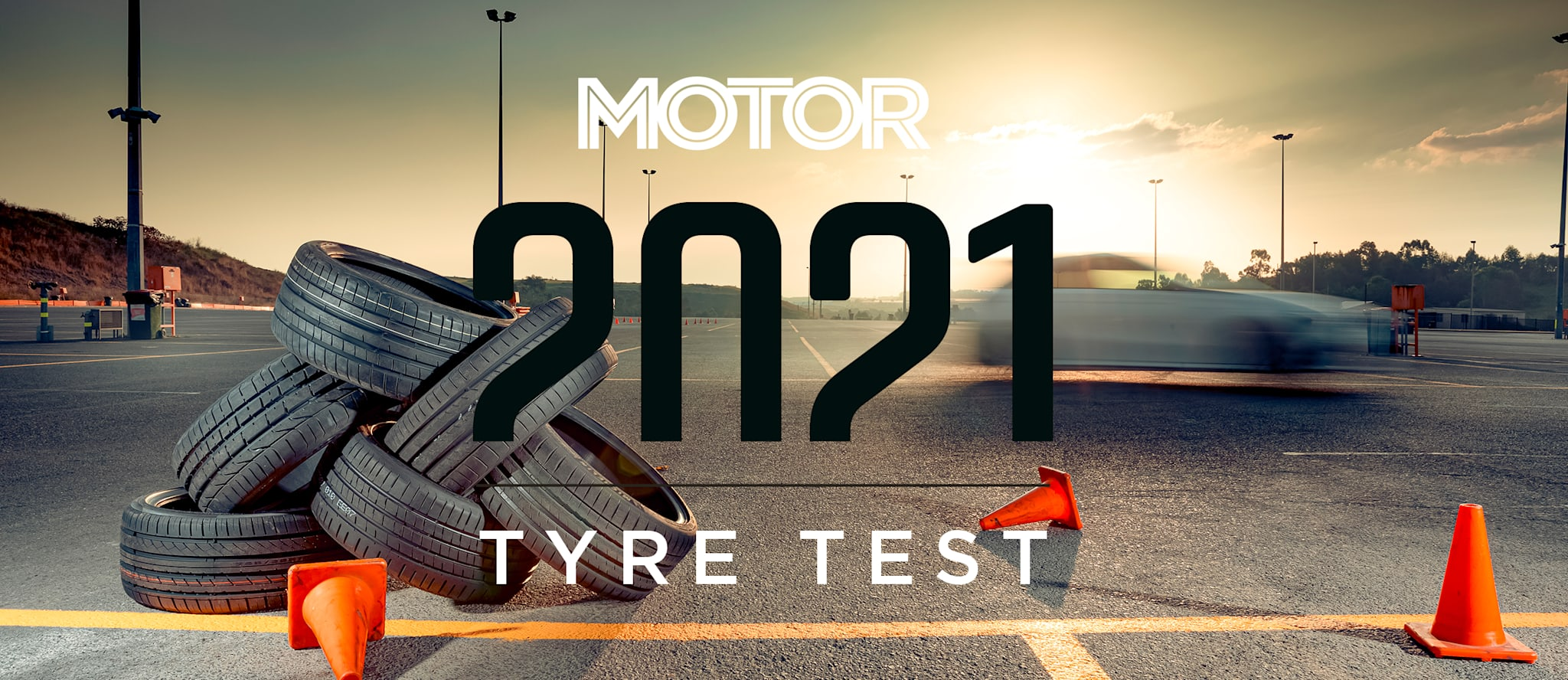MOTOR 2021 年轮胎测试