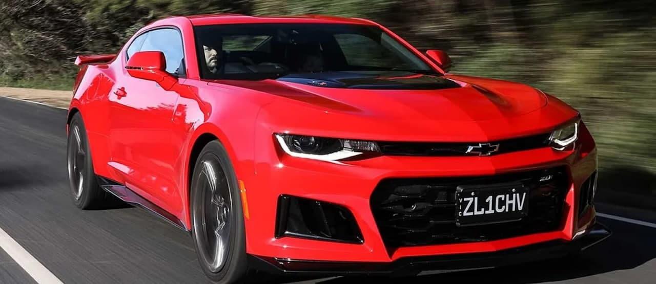 雪佛兰科迈罗可能在 2024 年停产,取而代之的是电动轿车