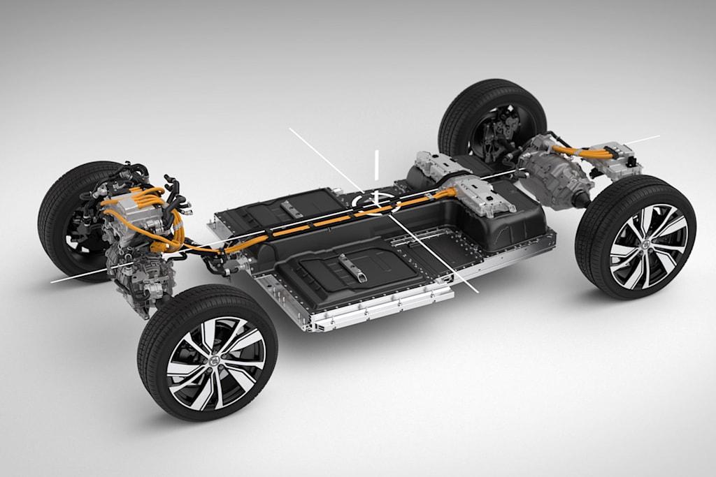 瑞典品牌 94 年历史上最强大的沃尔沃之一恰好是其首款全电动车型