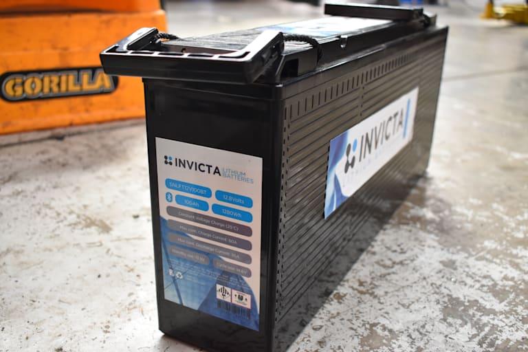 D-MAX 获得锂双电池系统