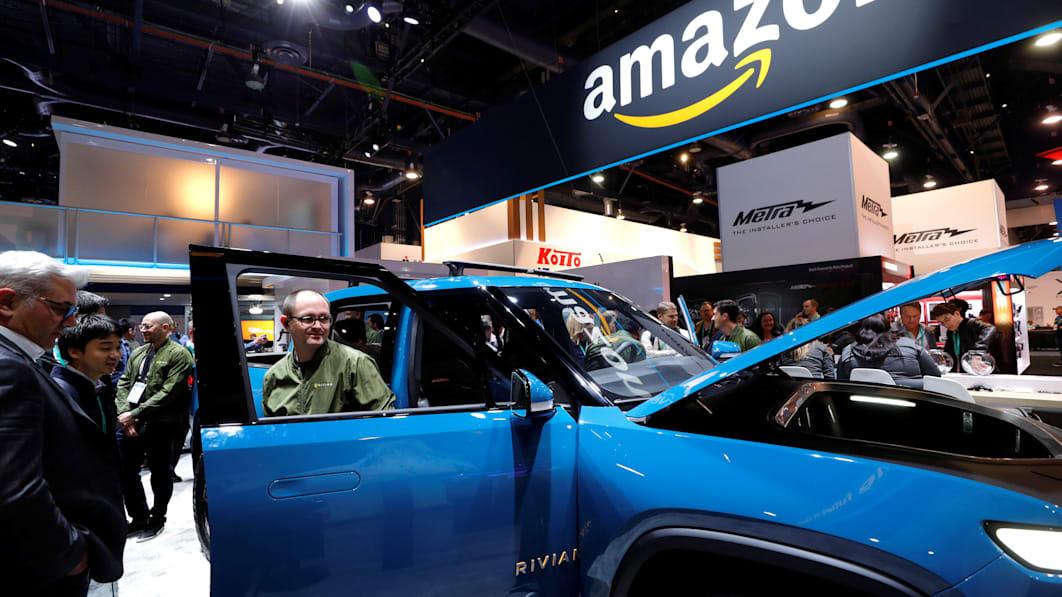 Rivian 的电动卡车备受关注,但它的命运与亚马逊息息相关