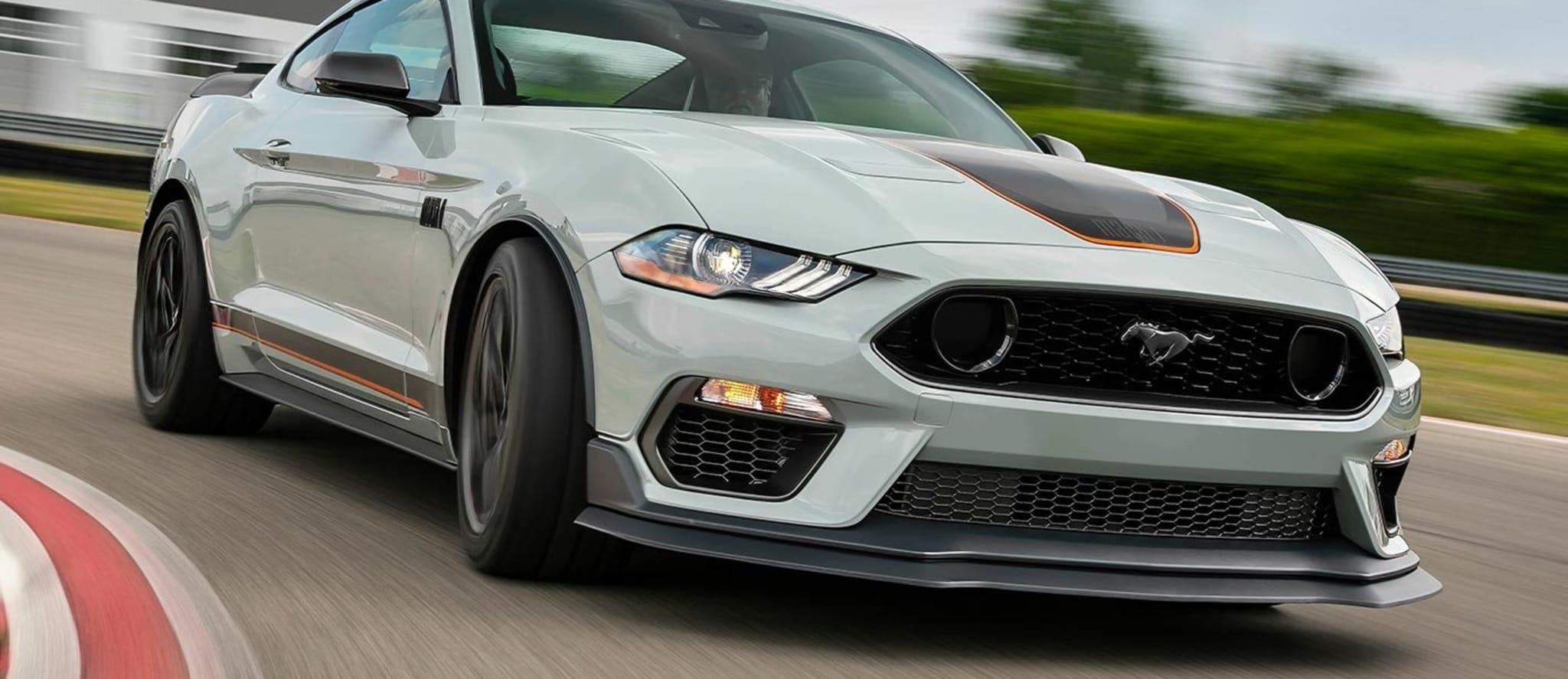 野马 V8 车型可能会从 2022 年开始降低功率