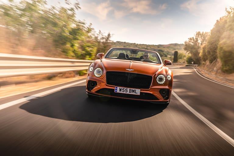 第一次驾驶:2021 宾利 Continental GT Speed